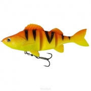 Guma D.A.M Effzett Natural Perch 14cm 35g - Orange Perch 56193