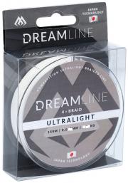 Plecionka Dream Line – Competition i Ultralight 0,058MM/4,43KG  BIAŁA