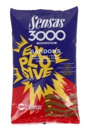 ZANĘTA SENSAS EXPLOSIV GARDONS 3000 1KG