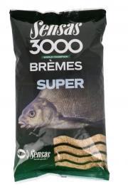 ZANĘTA SENSAS 3000 SUPER BREMES 1KG