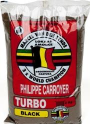 ZANĘTA MVDE TURBO BLACK CARROYER 2KG EZ-TUB