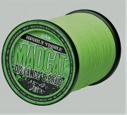 DAM PLECIONKA SUMOWA MADCAT DISTANCE 8-BRAID 1210M / 100LB / 0.45MM