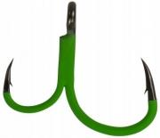 Haki Antystatyczne 4szt MadCat A-Static DeadBait Gripper Hook #6/0/ 55947
