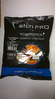 PIECZYWKO FLUO MIX GROS MATCH PRO 500GRAM