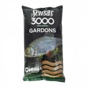 ZANĘTA SENSAS 3000 GARDONS 1KG