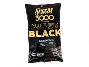 ZANĘTA SENSAS 3000 SUPER BLACK GARDONS 1KG