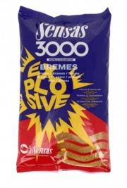 ZANĘTA SENSAS 3000 EXPLOSIVE RIVER BRASEM