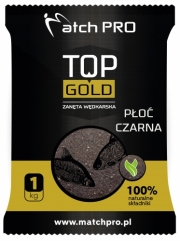 Match Pro TOP GOLD PŁOĆ CZARNA