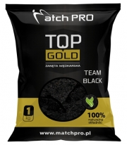 Match Pro TOP GOLD TEAM BLACK
