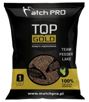 Match Pro TOP GOLD TEAM FEEDER LAKE