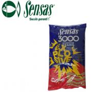 ZANĘTA SENSAS 3000 EXPLOSIVE ETANG