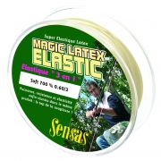 SENSAS GUMA MAGIC LATEX SOFT 700% 0,7MM NATURAL