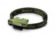 Lampka czołowa Delphin RAZOR USB