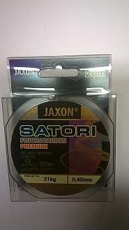 FLUOROCARBON JAXON PRENIUM 0,40MM20M/21KG
