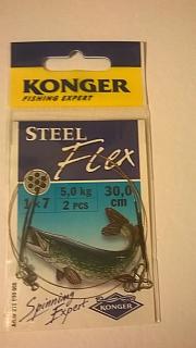 STALKA KONGER STEEL FLEX 5KG/30CM