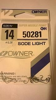 HACZYK OWNER SODE LIGHT 50281 ROZMIAR 14 /W OPAKOWANIU 17SZT