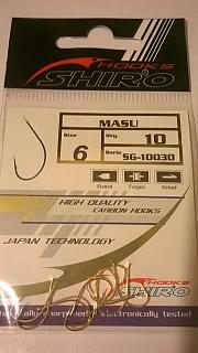 HACZYK MISTRAL MASU SG-10030 ROZMIAR 6 / W OPAKOWANIU 10SZTUK