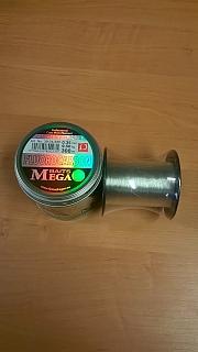 FLUOROKARBON MEGA BAITS 0,35MM/300M/9,5KG 39-24-335