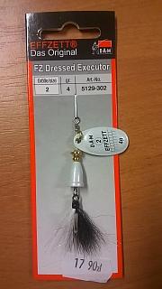 BLASZKA DAM EFFZET DRESED EXECUTORROZMIAR 2 4GRAMY 5129-302