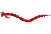 BloodTeez 7,5cm Bloodworm/Ochotka na spining 1szt