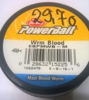 OCHOTKA BERKLEY WRM  BLOOD EBPMWB-M GRUBA