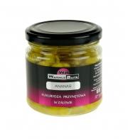 Ananas - Kukurydza przynętowa aromatyzowana WARMUZ BAITS