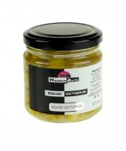 SQUID OCTOPUS - Kukurydza przynętowa aromatyzowana WARMUZ BAITS