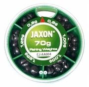 CJ-AA004 Śruciny okrągłe Jaxon – centralnie nacinane OPAKOWANIE 70GRAM